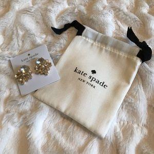Kate Spade - Chantilly Gem stud earrings